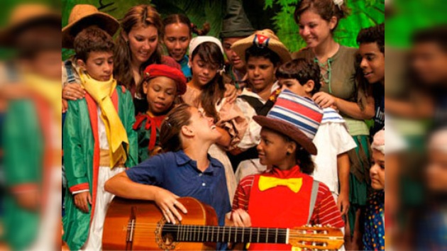 La Colmenita, un proyecto teatral cubano para las nuevas generaciones
