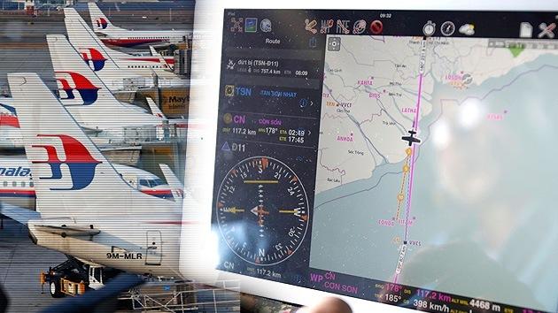 Cobran fuerza teorías de conspiración sobre el avión desaparecido de Malaysia Airlines