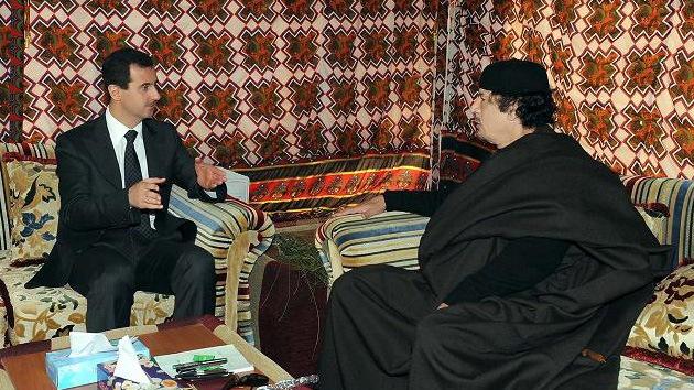 """""""Assad ha pasado a ser un coco igual que Gaddafi lo fue antes"""""""