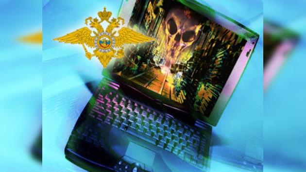 La policía rusa bloqueará los sitios web piratas y extremistas