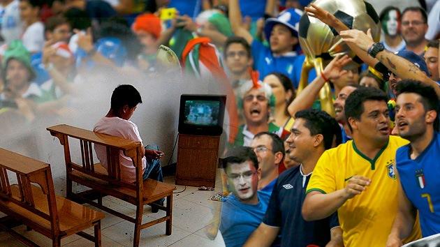 El Mundial de Brasil causa varias muertes en China