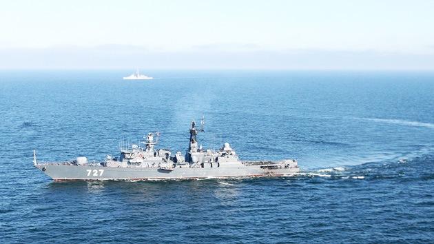 Rusia no planea retirarse del puerto sirio de Tartus