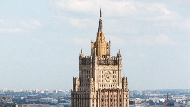 """""""Rusia no cancelará el  diálogo con EE.UU. por la situación en Ucrania"""""""