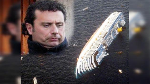La Fiscalía italiana pide 2.697 años de cárcel para el capitán del  'Costa Concordia'