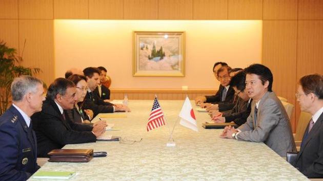 Japón busca el apoyo de EE.UU. en su disputa territorial con China