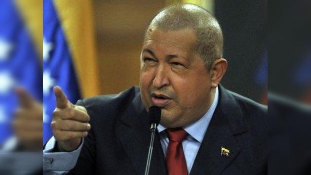 Chávez rinde buenas cuentas en Venezuela