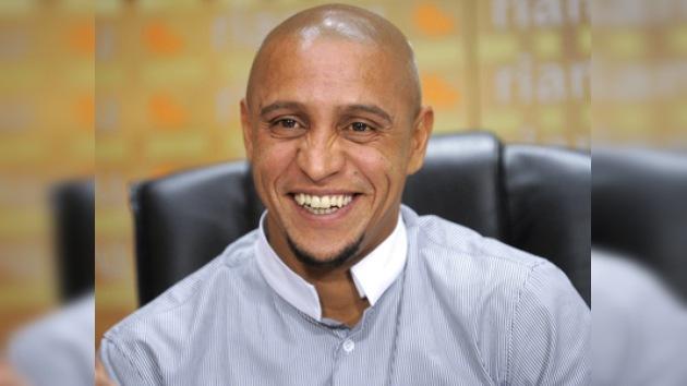 Roberto Carlos dará parte de su sueldo para los niños con cáncer en Rusia