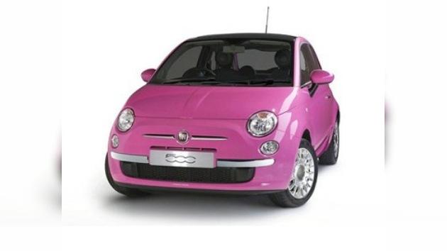 Fiat producirá un modelo rosado