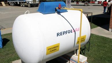 Repsol deja a Argentina sin gas en los meses de invierno