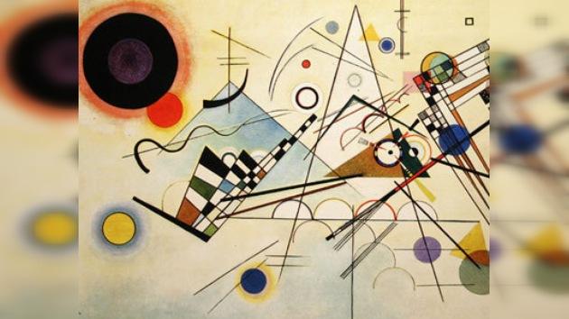 El espacio en las obras de Vasily Kandinsky