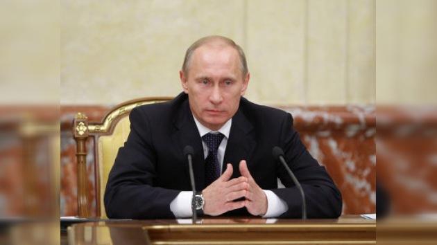 """Putin: """"La rebaja del precio del gas para Ucrania es un caso excepcional"""""""