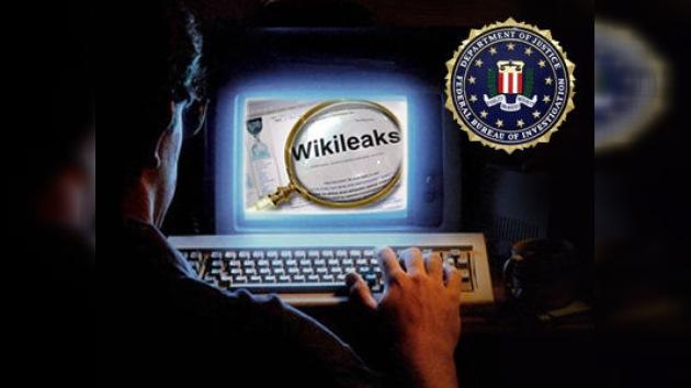 El FBI hace registros para investigar a los partidarios de WikiLeaks
