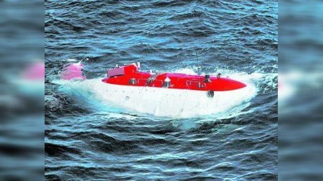 Un batiscafo chino se sumerge con éxito a una profundidad de más de 5.100 metros