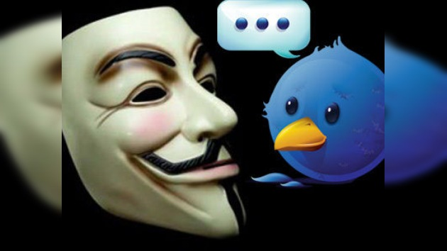 Usuarios y Anonymous, en pie de guerra contra la censura en Twitter