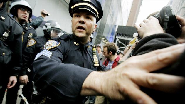 El primer juicio sobre OWS deja en evidencia a la Policía de Nueva York