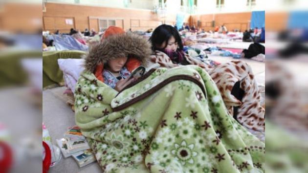 Inestable mejoría de la situación en Fukushima-1