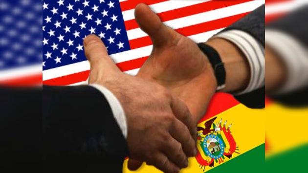EE. UU. y Bolivia deciden no darse la espalda