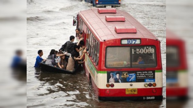 El 'Apocalipsis tailandés' ha afectado a 5 millones de personas