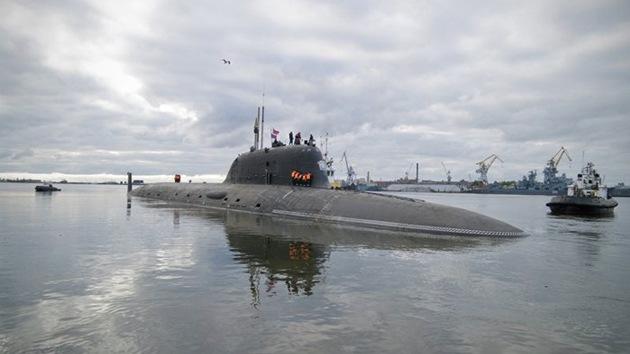Rusia se convierte en el líder tecnológico de la flota submarina mundial