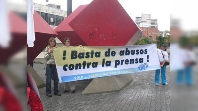 Venezuela protesta por el cierre de RCTVI