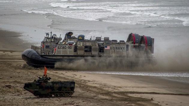Japón pretende contar con sus propios Marines