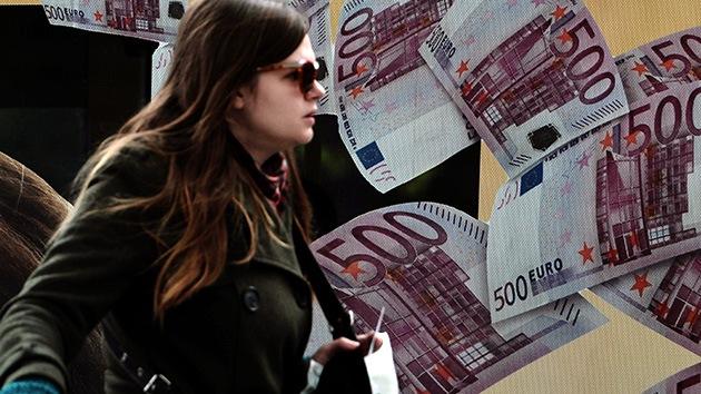 Bank of America opina que Europa debería eliminar los billetes de 500 euros