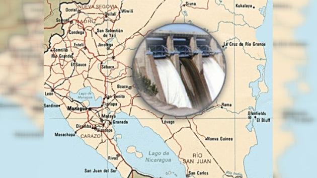 Nicaragua inicia la construcción de su hidrocentral con apoyo brasileño