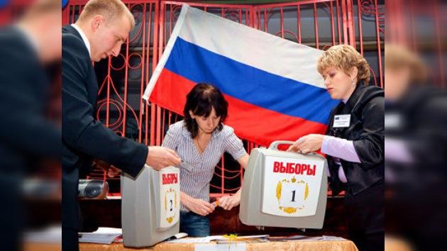 Fin del escrutinio: Rusia Unida tendrá que buscar socios en el Parlamento