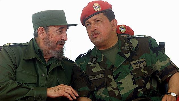 Fidel Castro revela una conversación inédita con Chávez tras el golpe fallido de 2002
