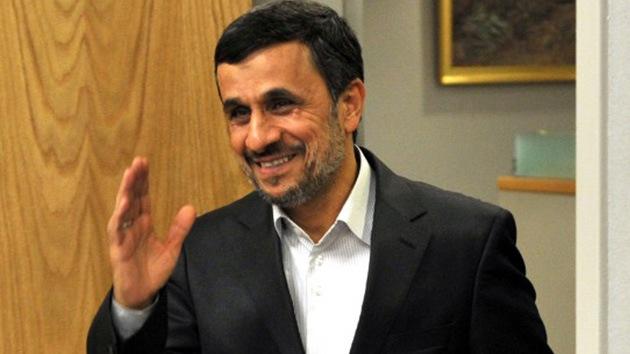 Ahmadineyad vaticina el fin del imperio intimidatorio de EE.UU.