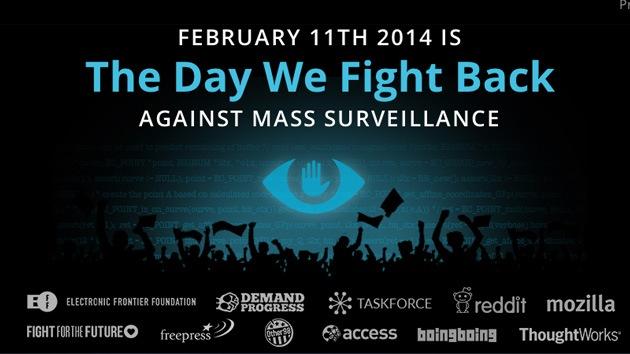 'El Día cuando contraatacamos': Anuncian la primera gran protesta en línea contra la NSA