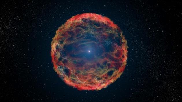 Hubble descubre el 'crimen' de una supernova tras décadas de investigación