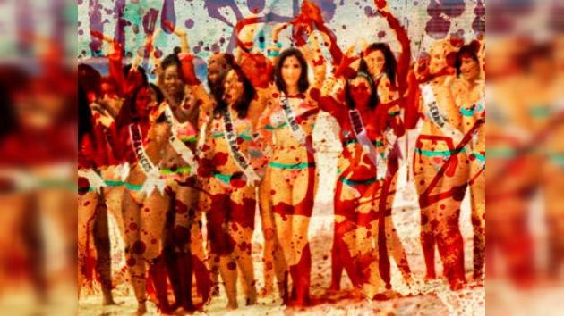 Concursos de belleza para elegir a quién violar