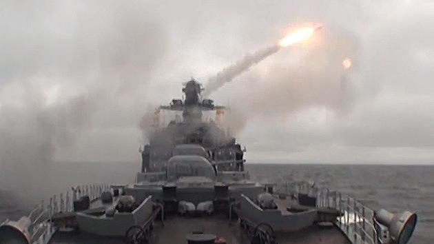 Video: Rusia realiza un simulacro de defensa del Ártico con lanzamiento de misiles