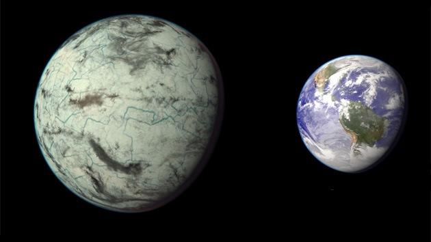 Hallan un planeta cercano muy parecido a la Tierra y con condiciones climáticas similares
