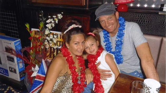 Una niña de 5 años logra cumplir un sueño para su padre con cáncer terminal