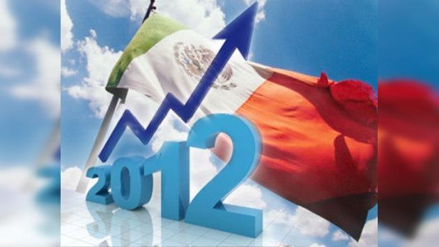 México crece por encima de Brasil y Sudáfrica