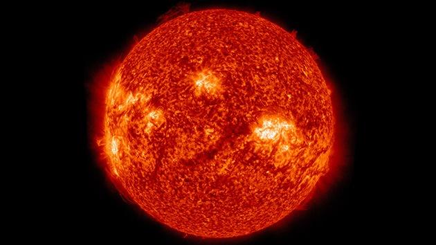 Detectan la erupción solar más fuerte en los últimos dos años