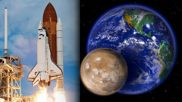 "NASA: ""Necesitaríamos tres planetas para mantener viva a la raza humana"""