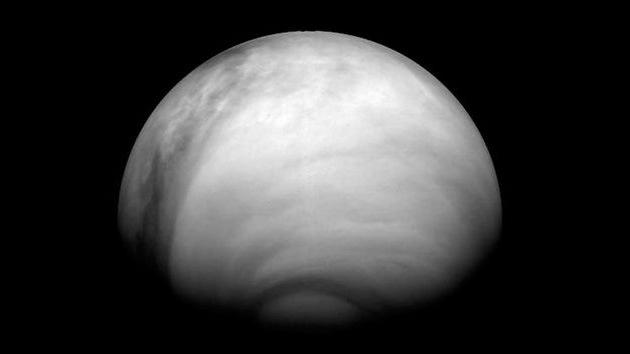 El caliente Venus sorprende a los científicos con una capa fría
