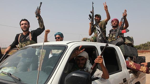 La oposición siria: hay militares de Irán entre los 48 secuestrados por el ELS