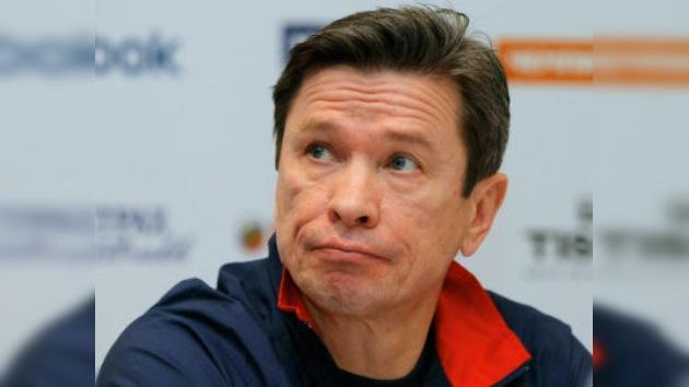 Viacheslav Bykov es despedido como director técnico de la selección rusa de hockey