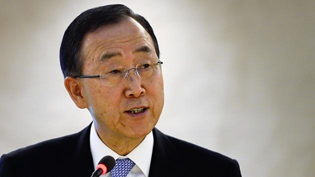 """Ban Ki-moon considera """"inaceptable"""" un ataque contra Irán, pero Obama no lo descarta"""