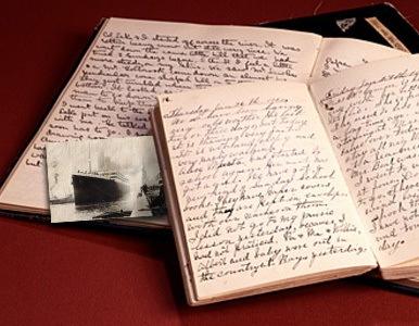 Se subastan memorias sobre tragedia del Titanic