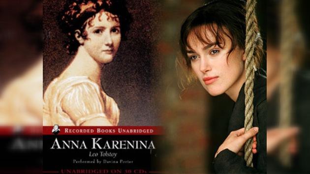Keira Knightley podría interpretar a Anna Karenina