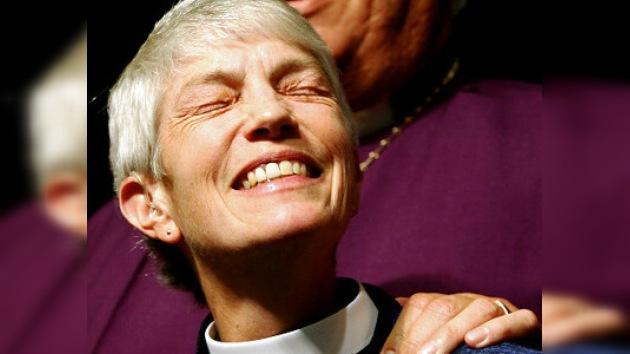 Una lesbiana, nombrada obispo en EE.UU.