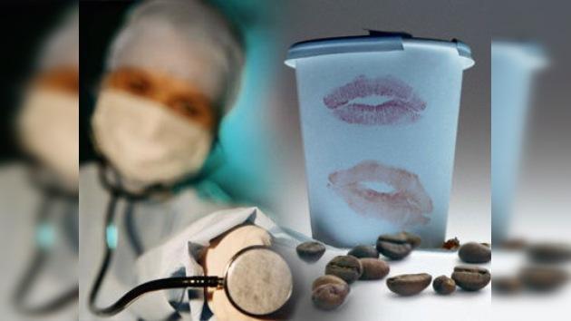El café y el sexo pueden aumentar el riesgo de un derrame cerebral