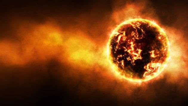 Los astrónomos descubren cuándo el Sol terminará con la vida en la Tierra
