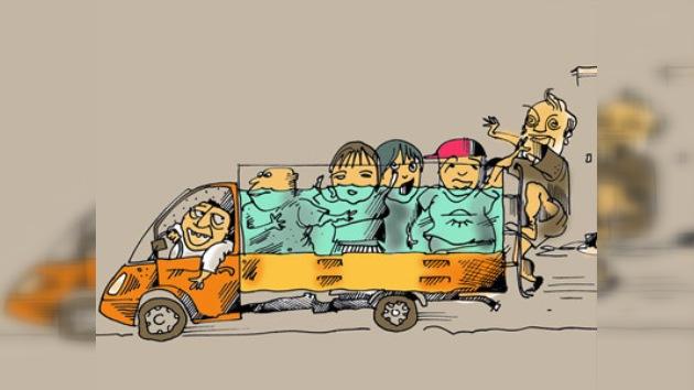 Taxi gratis para automovilistas borrachos