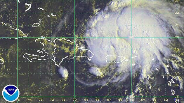 Alerta de huracán en dos estados mexicanos